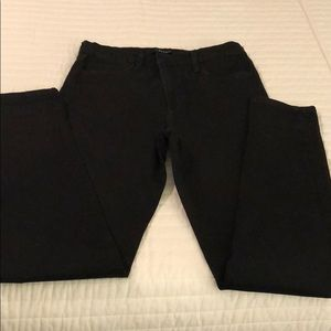 Authentic J Brand MARIA black skinny jeans